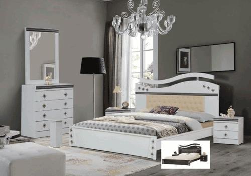 بهترین و لاکچری ترین سرویس خواب با طرح های خاص