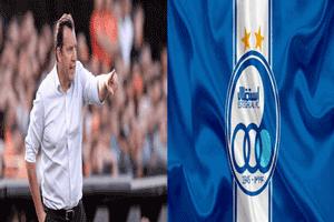 وضعیت تاسف بار آبی پوشان و ترس از مربی ایتالیایی و قراردادش