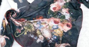 فروش عمده و تک انواع روسری و شال ایرانی و ترک