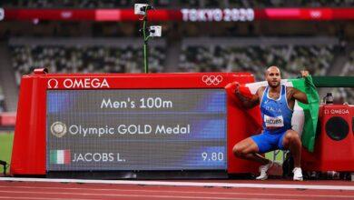 قهرمان دو 100 متر المپیک ؛ مارسل جاکوبز کیست و چگونه سریع ترین مرد جهان شد؟