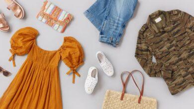 سه لباس پرکاربرد برای فصل بهار و پاییز