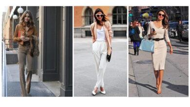 ۳۵ نمونه از شیک ترین لباس های زنانه رسمی